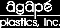 Agape Plastics Logo